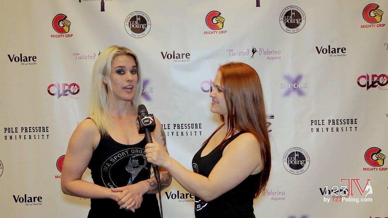Interview With Casey-Leigh Jordan