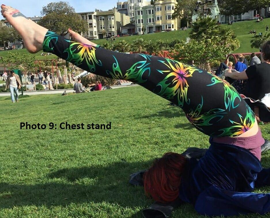 Back And Shoulder Flexibility