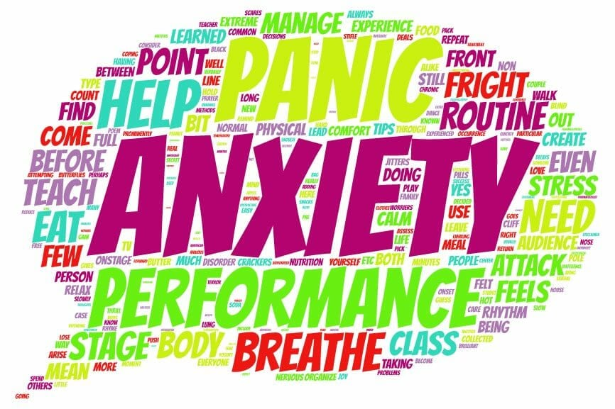 Stage Fright Or Panic Disorder: Tips To Help Manage Performance Anxiety