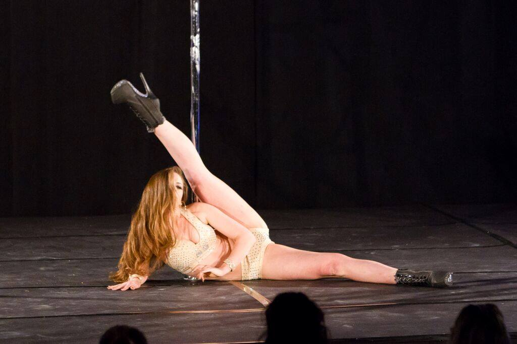 10 POLE DANCERS YOU'VE NEVER HEARD OF THAT ARE CHANGING THE GAME