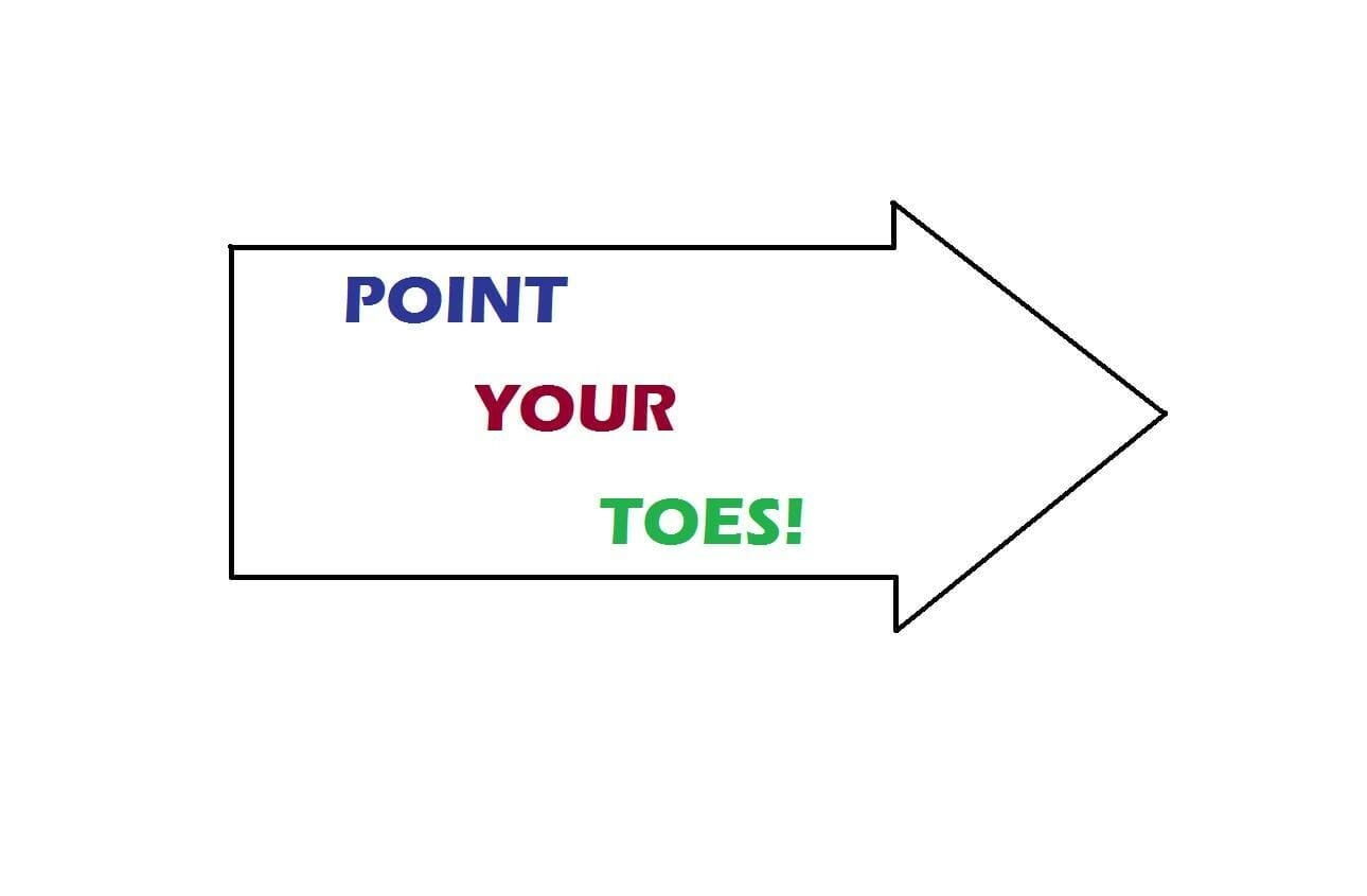 Point Your Toes 101