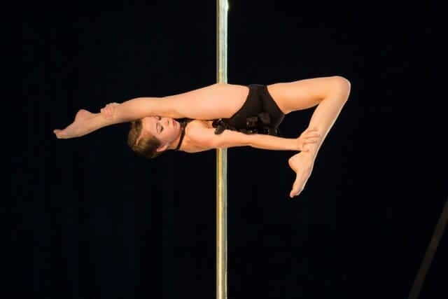 Kids And Pole: An Interview With Paige Olsen