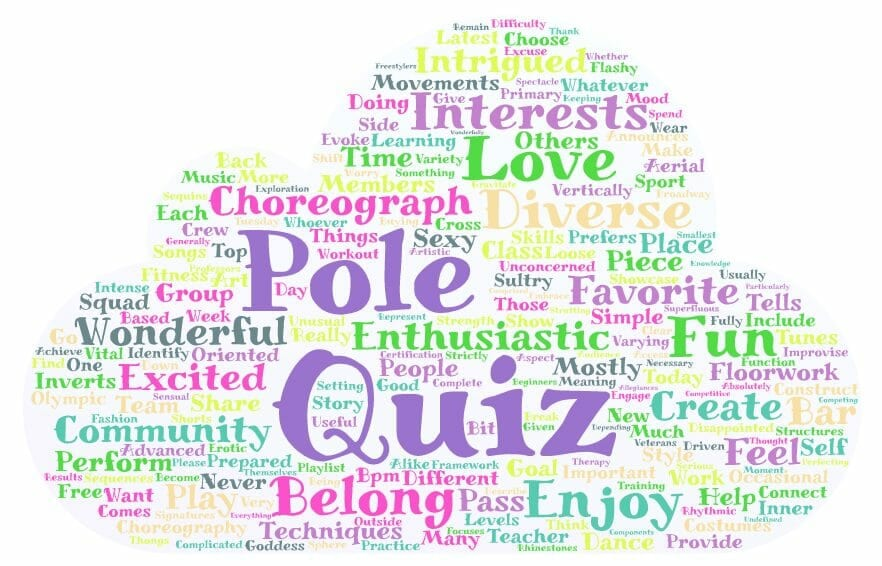 Quiz Time!: What's Your Pole Style?