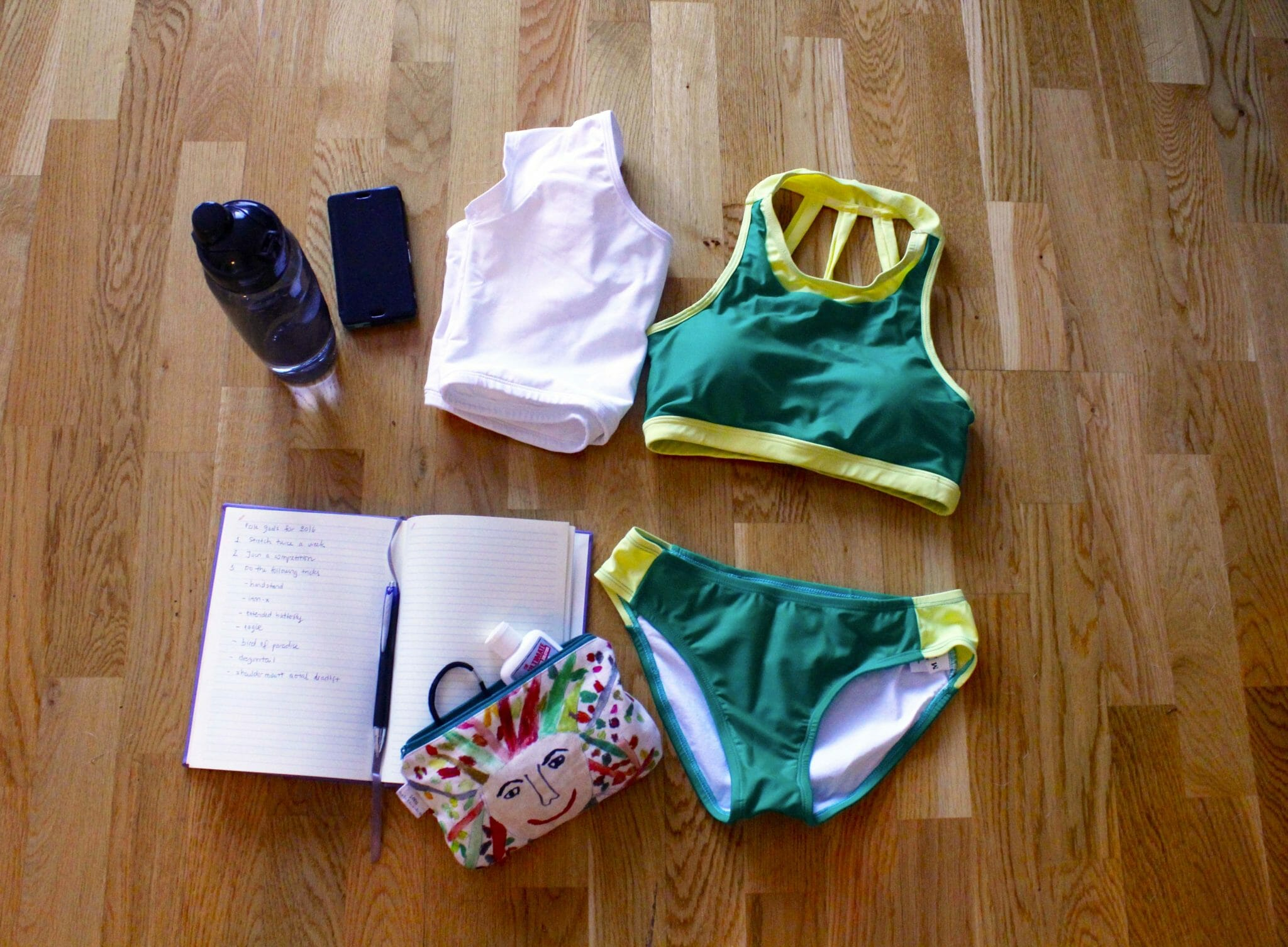 Packing List For Your Pole Vacation