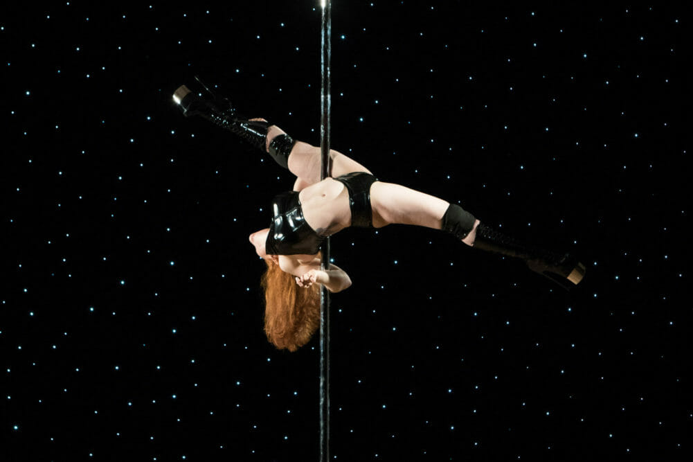 "There Is No ""sorry"" In Pole Dancing (Op Ed)"
