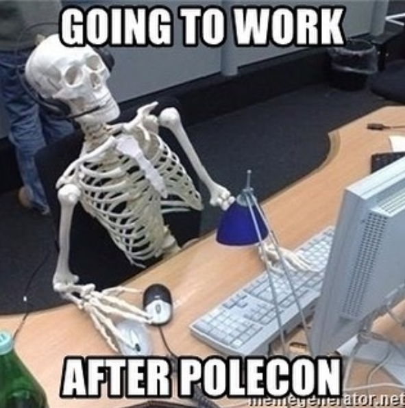How To Fix Your Post-PoleCon Blues