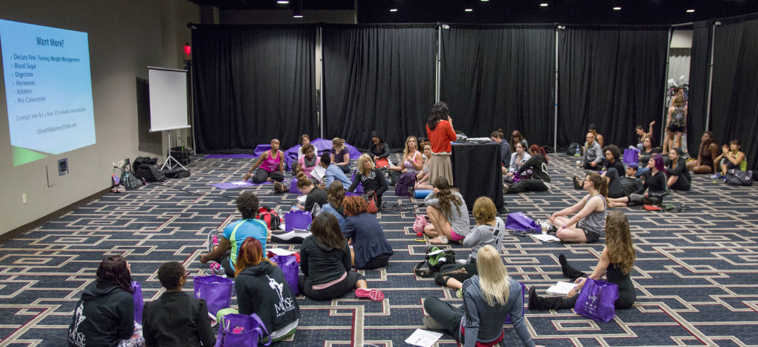 How To Teach A Free Workshop Or Seminar At PoleCon