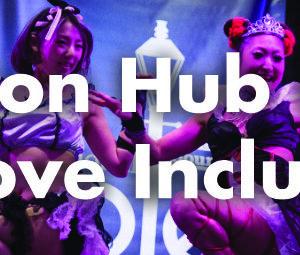 PoleCon Hub Page: Improving Inclusivity