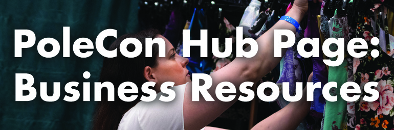 PoleCon Hub Page: Business Resources