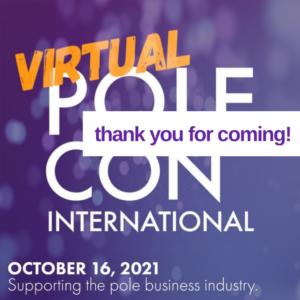 Recap Virtual PoleCon 2021